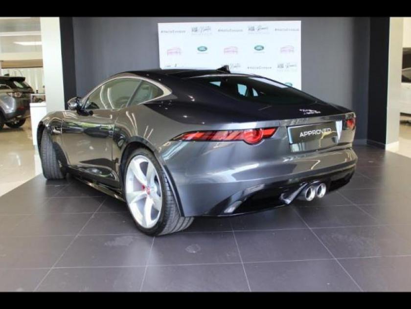 Jaguar F-type Coupe 3.0 V6 Suralimenté 380ch R-dynamic Awd Bva8 - Visuel #2