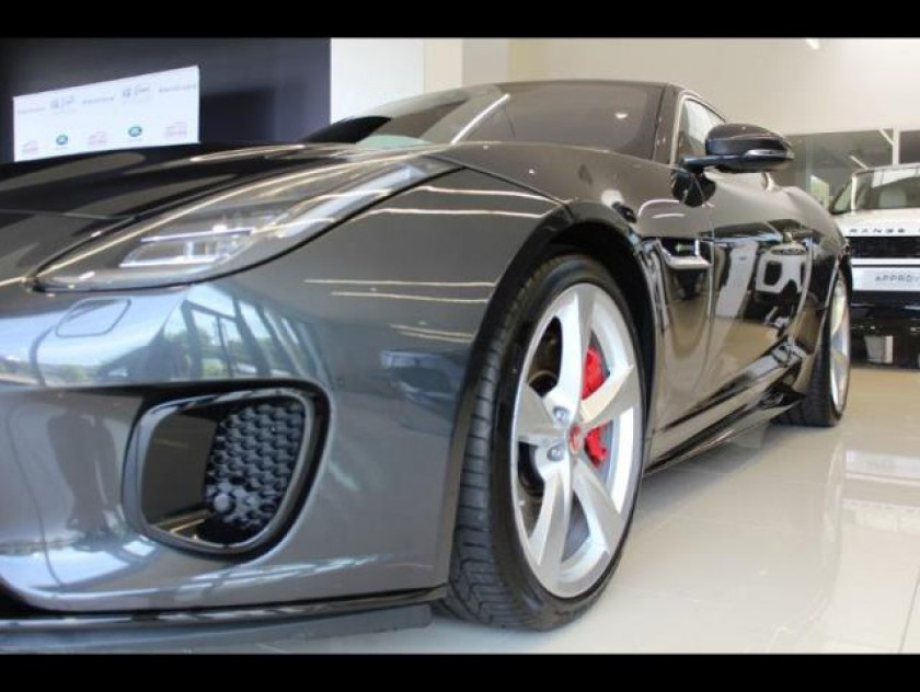 Jaguar F-type Coupe 3.0 V6 Suralimenté 380ch R-dynamic Awd Bva8 - Visuel #13
