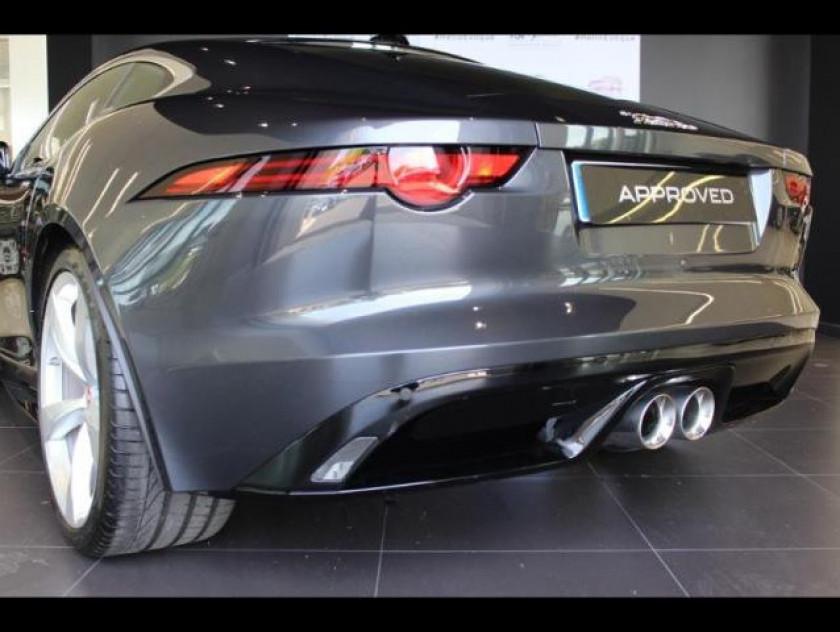 Jaguar F-type Coupe 3.0 V6 Suralimenté 380ch R-dynamic Awd Bva8 - Visuel #12