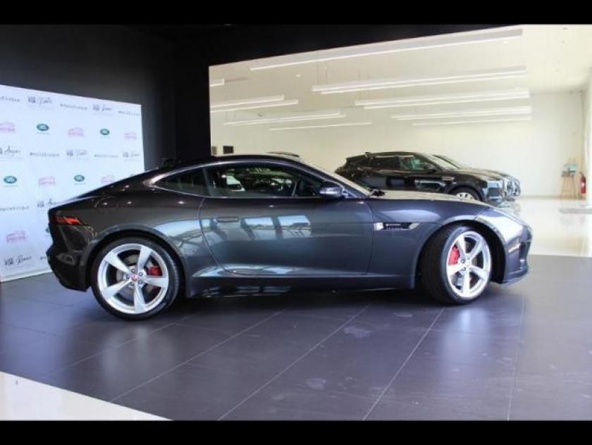 Jaguar F-type Coupe 3.0 V6 Suralimenté 380ch R-dynamic Awd Bva8 - Visuel #4