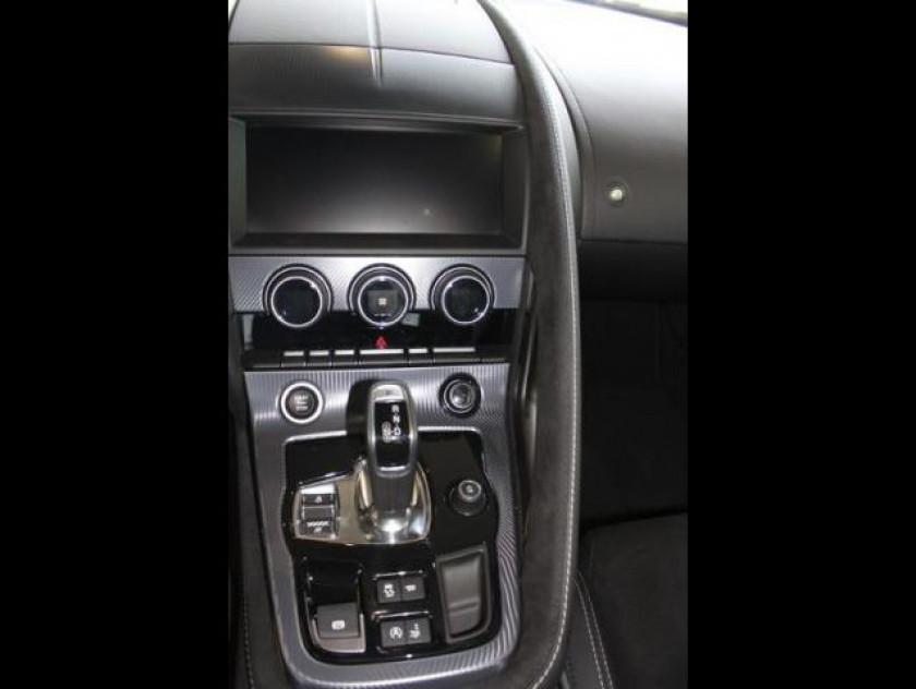 Jaguar F-type Coupe 3.0 V6 Suralimenté 380ch R-dynamic Awd Bva8 - Visuel #15