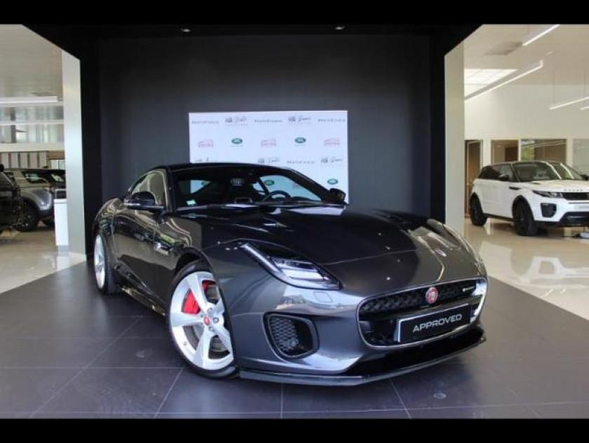 Jaguar F-type Coupe 3.0 V6 Suralimenté 380ch R-dynamic Awd Bva8 - Visuel #1