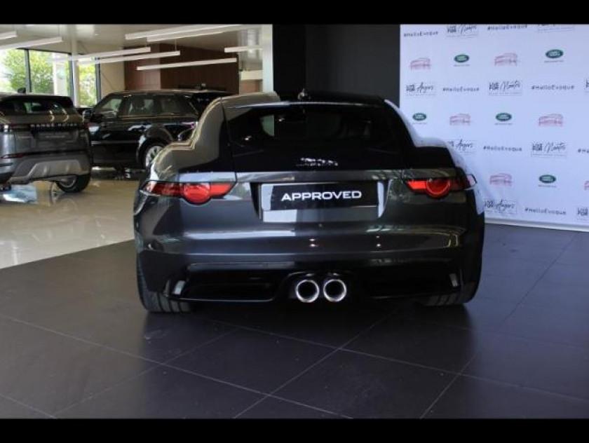 Jaguar F-type Coupe 3.0 V6 Suralimenté 380ch R-dynamic Awd Bva8 - Visuel #11