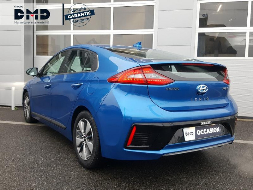 Hyundai Ioniq Plug-in 141ch Executive - Visuel #3