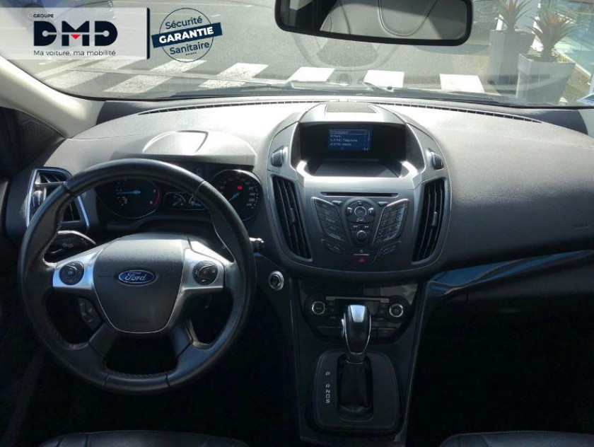 Ford Kuga 2.0 Tdci 163ch Fap Sport Platinium 4x4 Powershift - Visuel #5