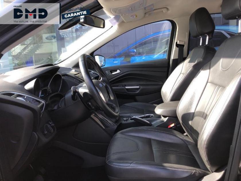 Ford Kuga 2.0 Tdci 163ch Fap Sport Platinium 4x4 Powershift - Visuel #9