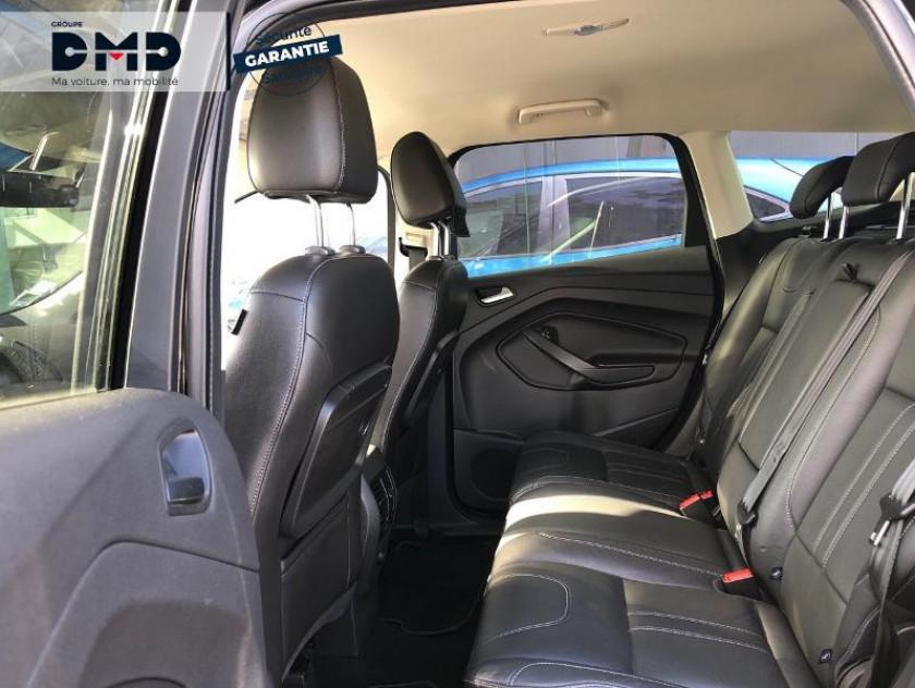 Ford Kuga 2.0 Tdci 163ch Fap Sport Platinium 4x4 Powershift - Visuel #10