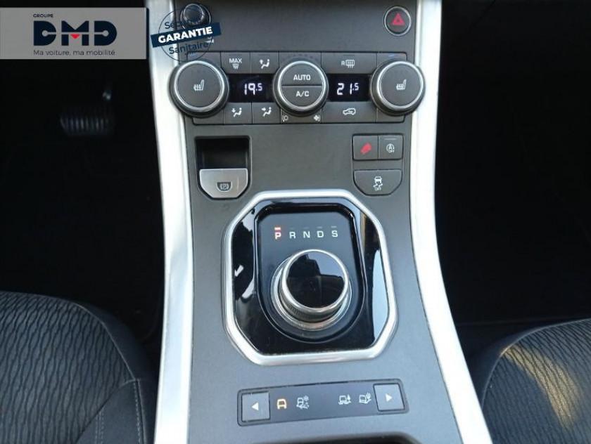 Land Rover Evoque 2.0 Td4 150 Business Bva Mark V - Visuel #8