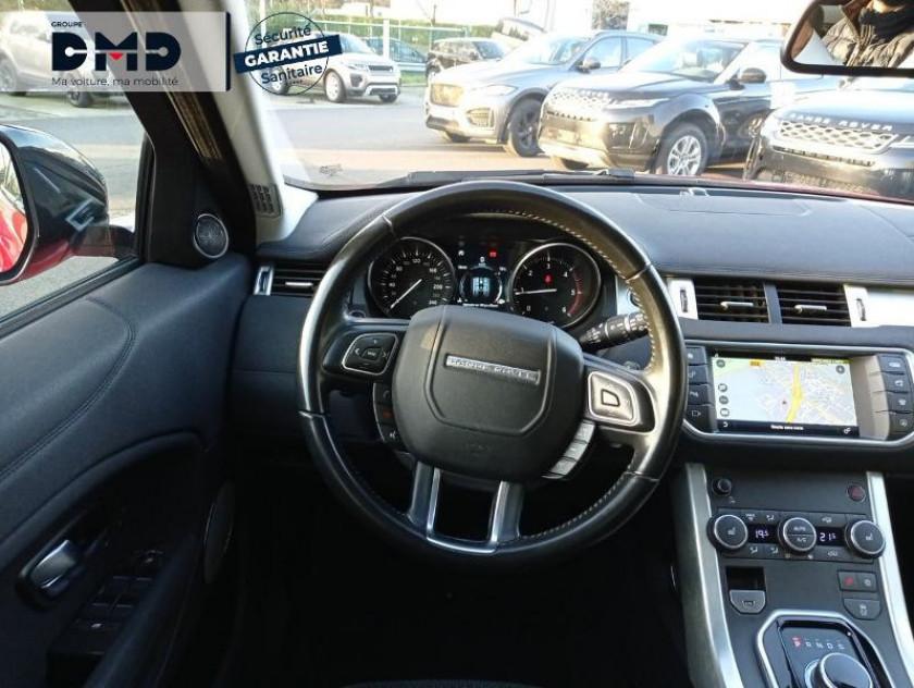 Land Rover Evoque 2.0 Td4 150 Business Bva Mark V - Visuel #7