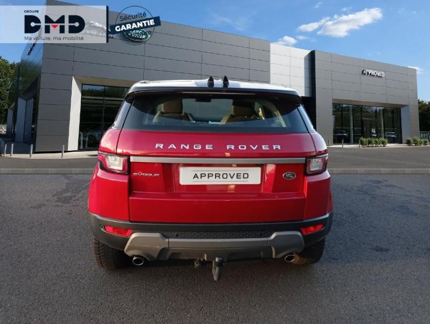 Land Rover Evoque 2.0 Td4 150 Business Bva Mark V - Visuel #11