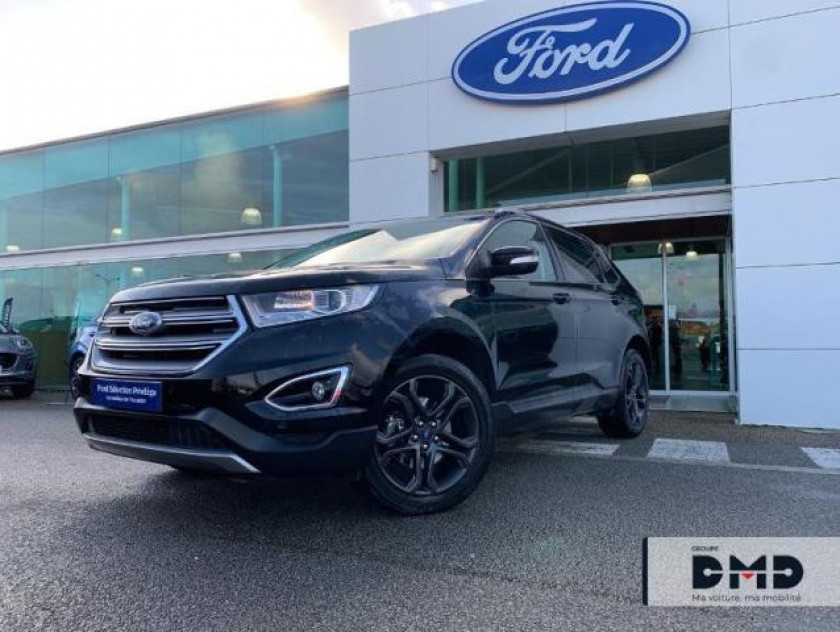 Ford Edge 2.0 Tdci 180ch Titanium I-awd - Visuel #16