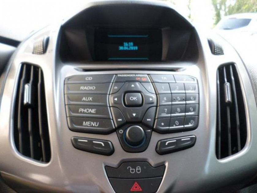 Ford Tourneo Connect 1.5 Td 100ch Trend Euro6 - Visuel #11