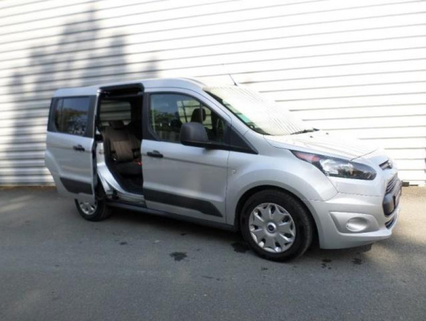 Ford Tourneo Connect 1.5 Td 100ch Trend Euro6 - Visuel #16