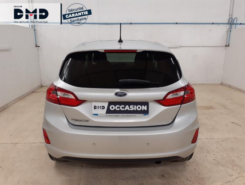 Ford Fiesta 1.5 Tdci 85ch Stop&start Titanium 5p - Visuel #11