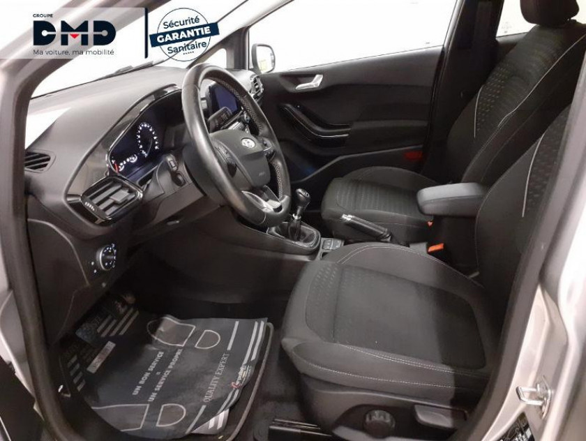 Ford Fiesta 1.5 Tdci 85ch Stop&start Titanium 5p - Visuel #9
