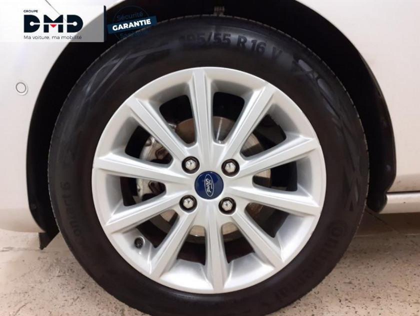 Ford Fiesta 1.5 Tdci 85ch Stop&start Titanium 5p - Visuel #13