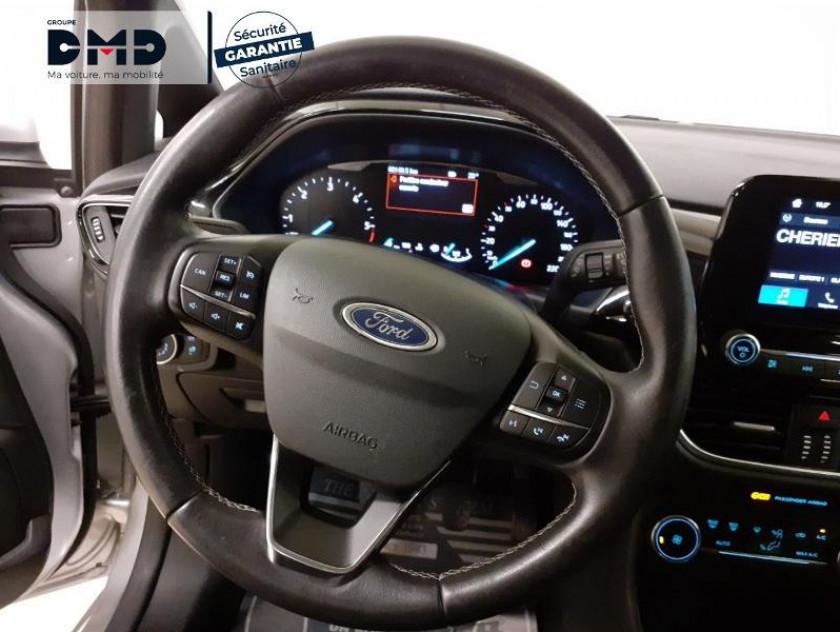 Ford Fiesta 1.5 Tdci 85ch Stop&start Titanium 5p - Visuel #7