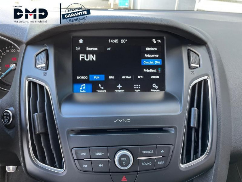 Ford Focus 1.0 Ecoboost 125ch Stop&start St Line - Visuel #6
