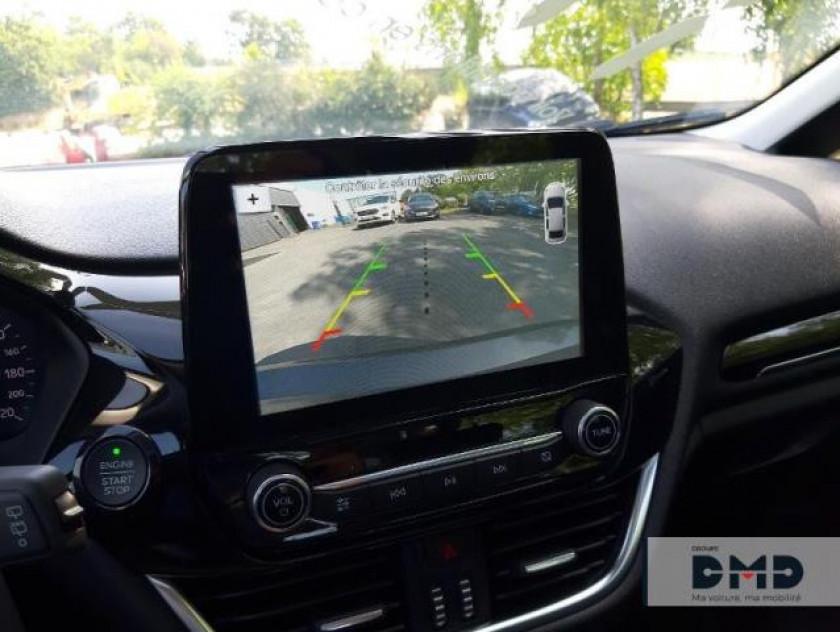 Ford Fiesta 1.5 Tdci 120ch Stop&start Titanium 5p - Visuel #22