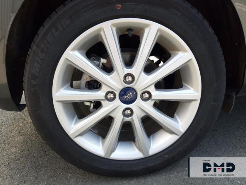 Ford Fiesta 1.5 Tdci 120ch Stop&start Titanium 5p - Visuel #13