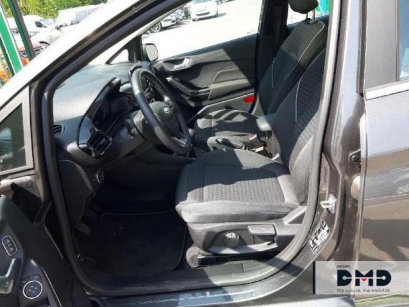 Ford Fiesta 1.5 Tdci 120ch Stop&start Titanium 5p - Visuel #16