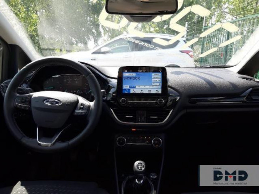 Ford Fiesta 1.5 Tdci 120ch Stop&start Titanium 5p - Visuel #5