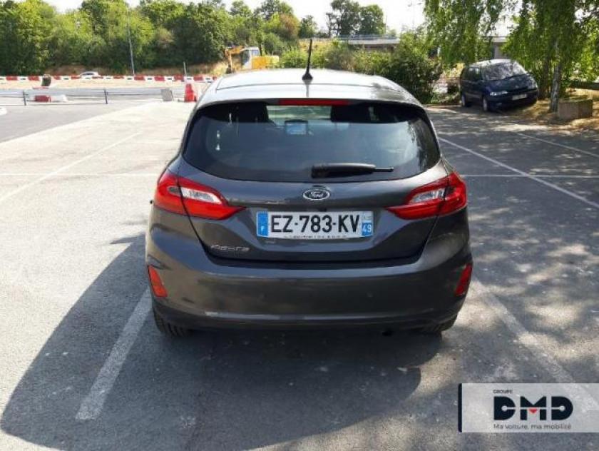 Ford Fiesta 1.5 Tdci 120ch Stop&start Titanium 5p - Visuel #18
