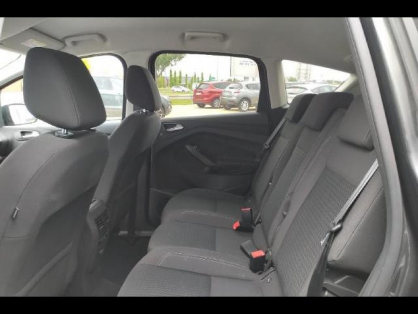 Ford C-max 1.0 Ecoboost 125ch Stop&start Trend - Visuel #8