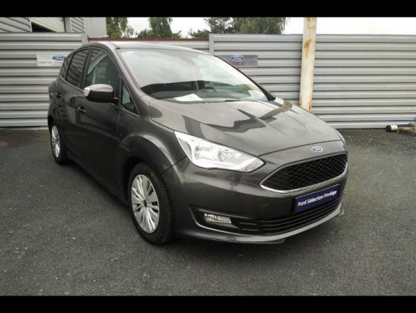 Ford C-max 1.0 Ecoboost 125ch Stop&start Trend - Visuel #2