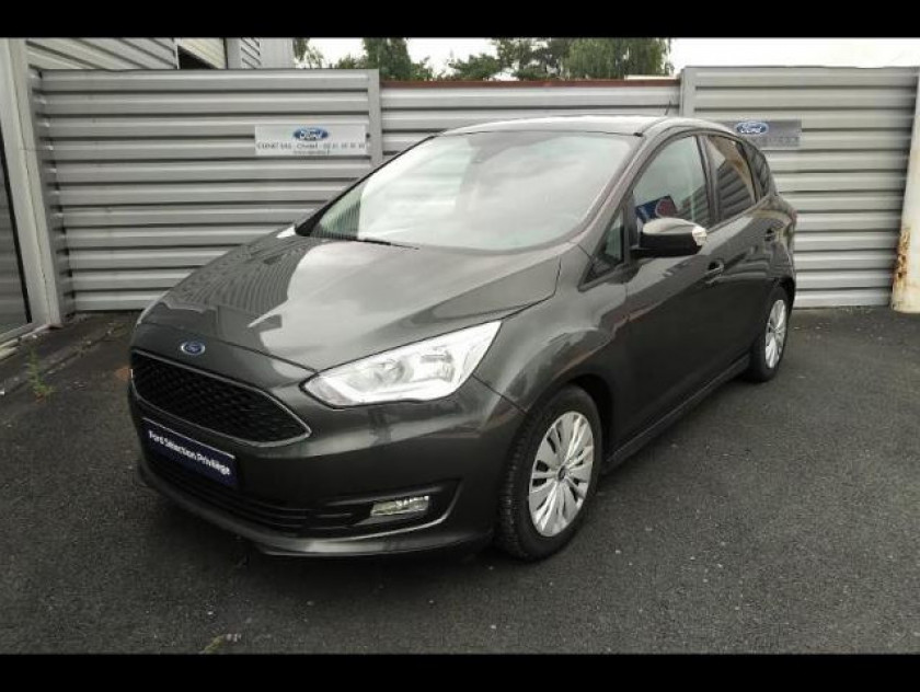 Ford C-max 1.0 Ecoboost 125ch Stop&start Trend - Visuel #1