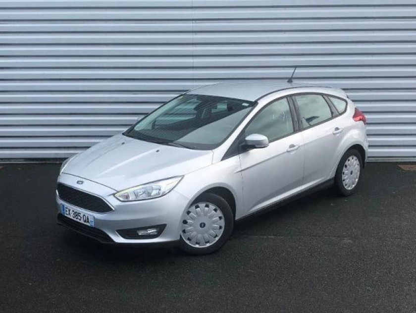 Ford Focus 1.5 Tdci 105ch Econetic Stop&start Executive - Visuel #4