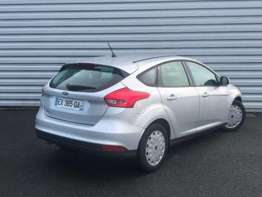 Ford Focus 1.5 Tdci 105ch Econetic Stop&start Executive - Visuel #2