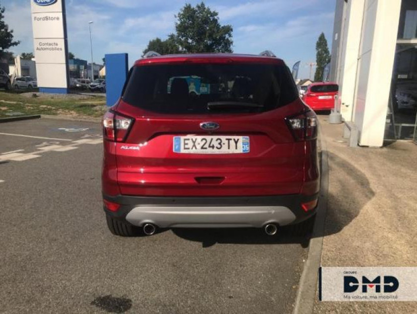 Ford Kuga 2.0 Tdci 150ch Stop&start Titanium 4x2 Euro6.2 - Visuel #11
