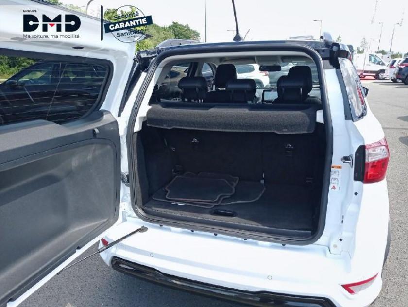 Ford Ecosport 1.0 Ecoboost 125ch St-line Euro6.2 - Visuel #12