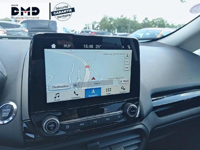 Ford Ecosport 1.0 Ecoboost 125ch St-line Euro6.2 - Visuel #6