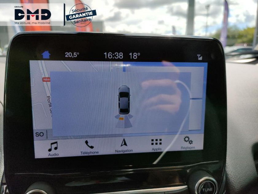 Ford Ecosport 1.0 Ecoboost 125ch Titanium Euro6.2 - Visuel #14