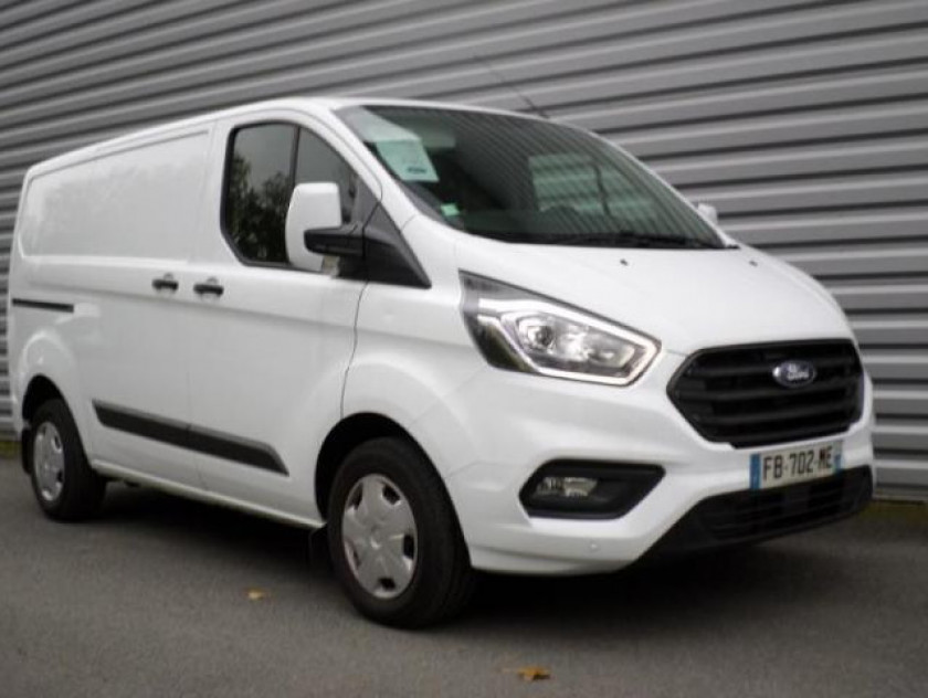 Ford Transit Custom Fg 280 L1h1 2.0 Tdci 130 Trend Business - Visuel #1
