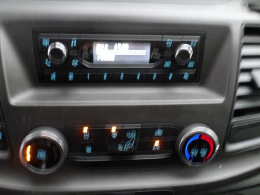 Ford Transit Custom Fg 280 L1h1 2.0 Tdci 130 Trend Business - Visuel #9