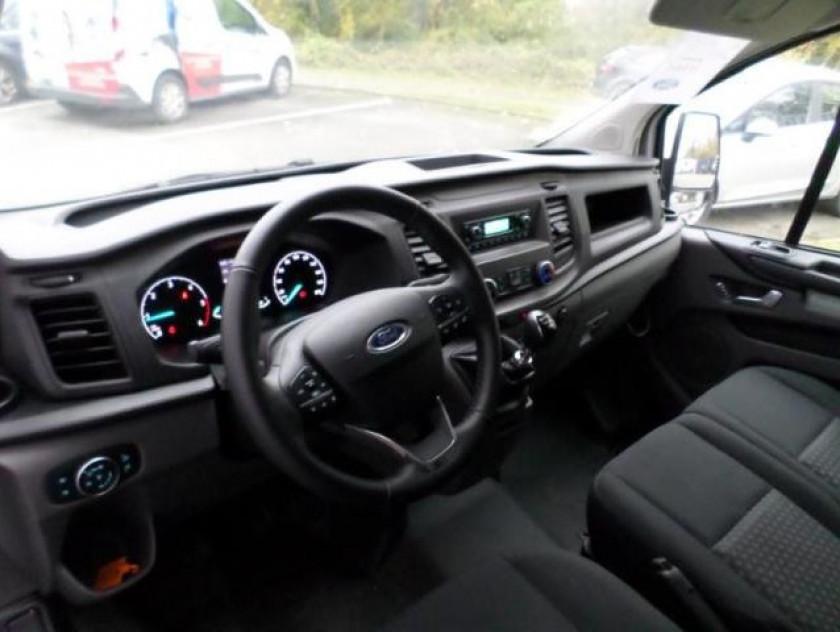 Ford Transit Custom Fg 280 L1h1 2.0 Tdci 130 Trend Business - Visuel #12
