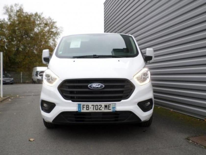 Ford Transit Custom Fg 280 L1h1 2.0 Tdci 130 Trend Business - Visuel #11