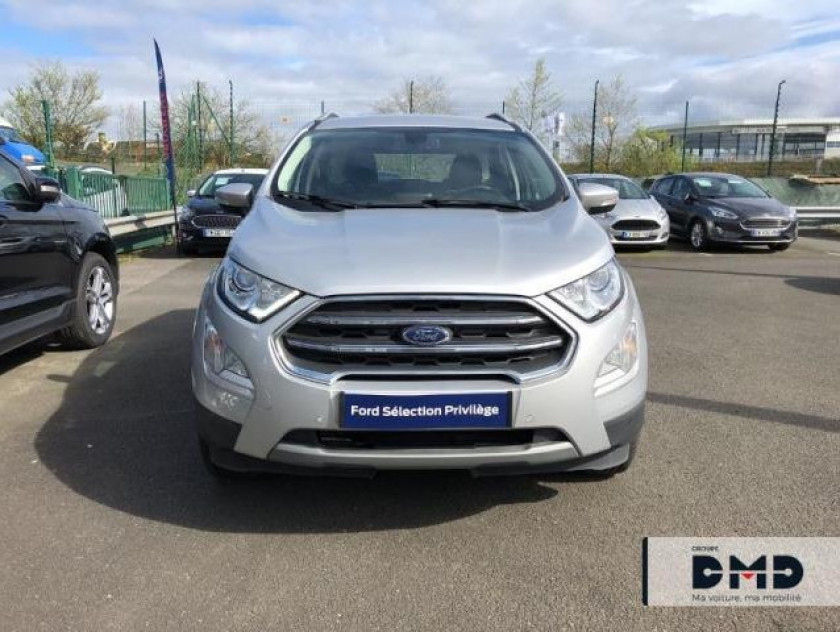 Ford Ecosport 1.0 Ecoboost 125ch Titanium Business - Visuel #4