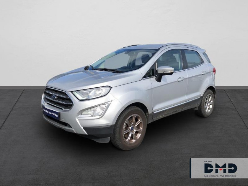 Ford Ecosport 1.0 Ecoboost 125ch Titanium Business - Visuel #15