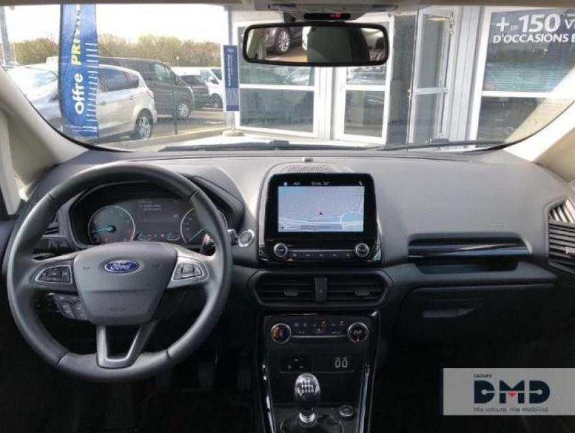 Ford Ecosport 1.0 Ecoboost 125ch Titanium Business - Visuel #5