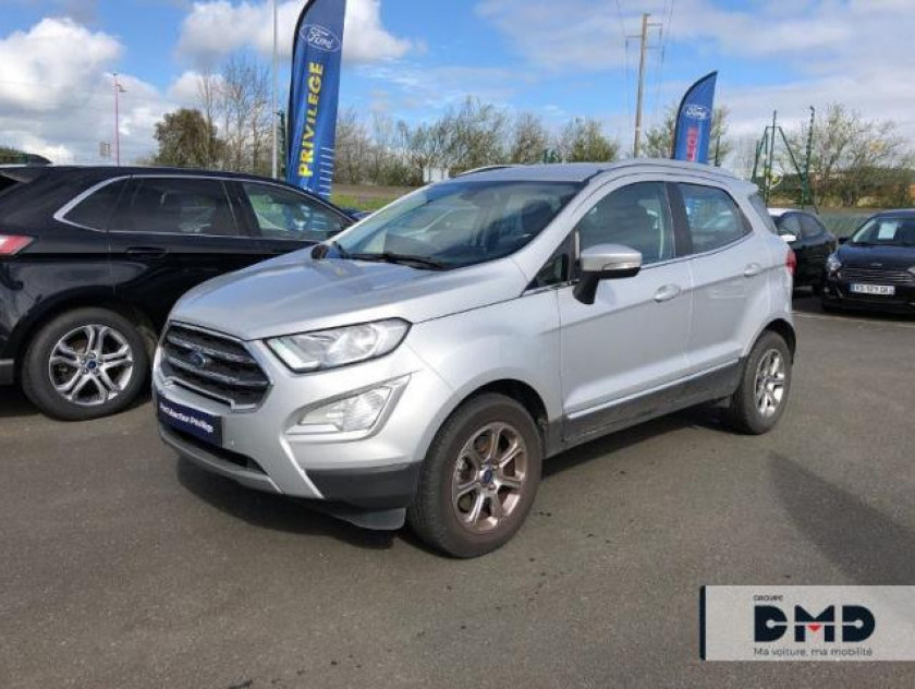 Ford Ecosport 1.0 Ecoboost 125ch Titanium Business - Visuel #16