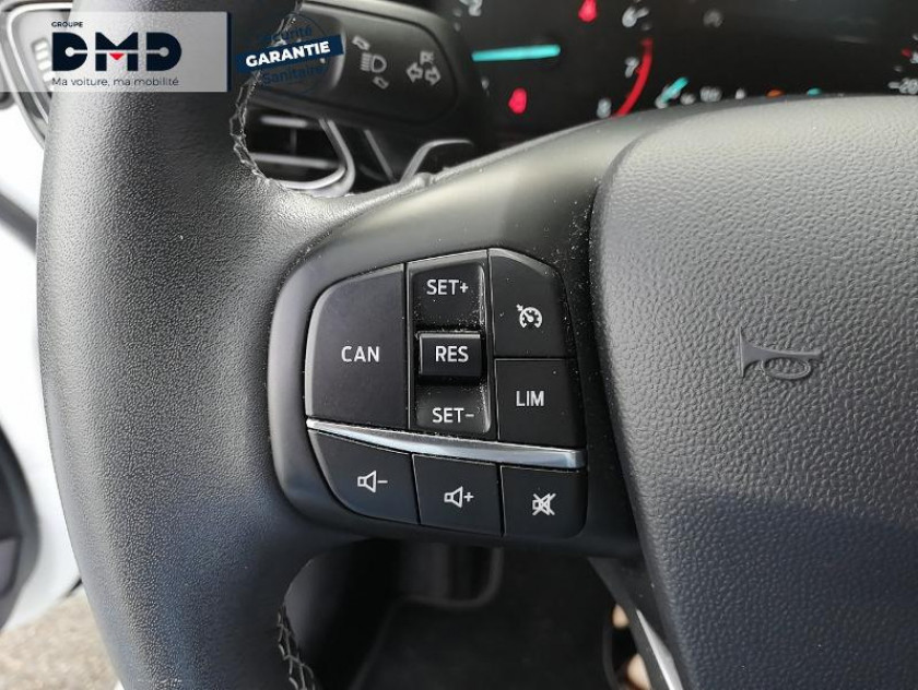 Ford Fiesta 1.0 Ecoboost 100ch Stop&start Titanium Bva 5p Euro6.2 - Visuel #12
