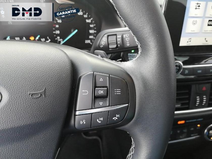 Ford Fiesta 1.0 Ecoboost 100ch Stop&start Titanium Bva 5p Euro6.2 - Visuel #11