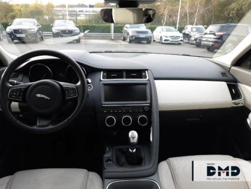 Jaguar E-pace 2.0d 150ch S - Visuel #5