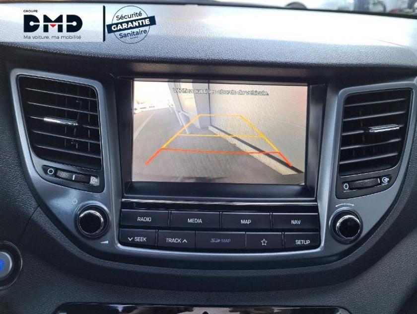 Hyundai Tucson 1.7 Crdi 141ch Edition #mondial 2wd Dct-7 - Visuel #15