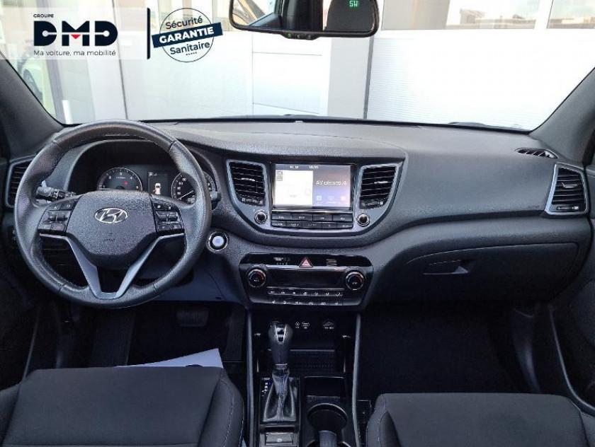 Hyundai Tucson 1.7 Crdi 141ch Edition #mondial 2wd Dct-7 - Visuel #5