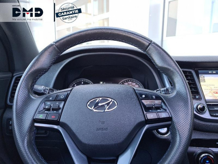 Hyundai Tucson 1.7 Crdi 141ch Edition #mondial 2wd Dct-7 - Visuel #7